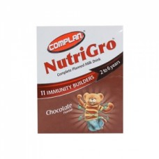 Complan NutriGro Chocolate Flavour (2to6yrs)