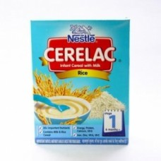Nestle Cerelac - Rice (Stage 1)