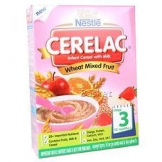 Nestle Cerelac - Wheat Mixed Fruit (Stage 3)