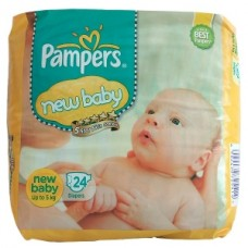 Pampers New Baby Upto 5Kg