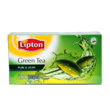Lipton Green Tea Bags - Pure & Light