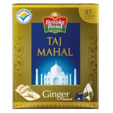 Taj Mahal Tea Bags - Ginger