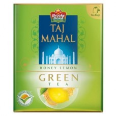 Taj Mahal Tea Bags - Honey Lemon Green