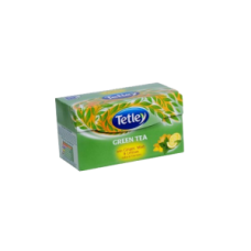Tetley Green Tea - Ginger, Mint & Lemon Tea Bags