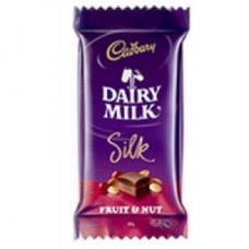 Cadbury Dairy Milk - Silk Fruit & Nut