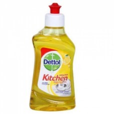Dettol Healthy Kitchen Dish & Slab Gel Lemon Fresh