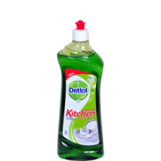 Dettol Healthy Kitchen Dish & Slab Gel Lime Splash