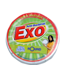 Exo Dish Shine  Round box