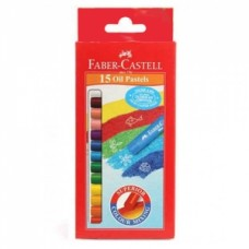 Faber-Castell 15 Oil Pastels