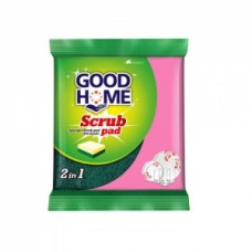 Good Home Scrub Pad 2in1