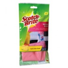 Scotch Brite - Kitchen Gloves (Medium)