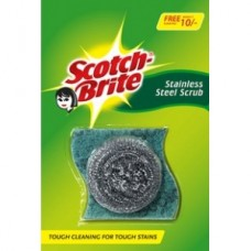 Scotch Brite - Stainless Steel Scrub