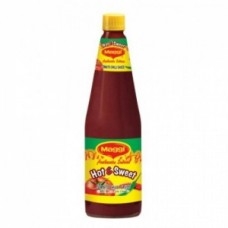 Maggi Sauce - Hot & Sweet (Tomato Chilli) Bottle