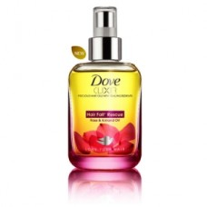 Dove Elixir Hair Oil - Hair Fall Rescue Almond Oil & Rose