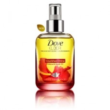 Dove Elixir Hair Oil - Nourished Shine Hibiscus & Argan