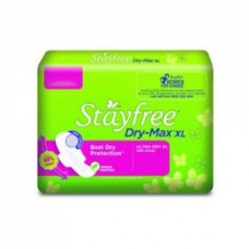 Stayfree Dry Max XL - Ultra Dry XL with Wings