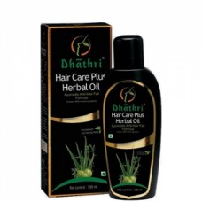 dhathri Hair Care Plus Herbal Oil