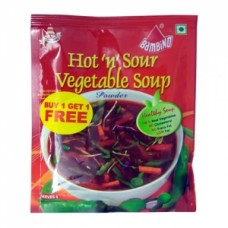 Bambino Hot 'N' Sour Vegetable Soup Powder