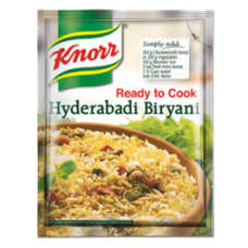 Knorr Ready to Cook - Hyderabadi Briyani