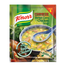 Knorr Soup - Chinese Sweet Corn Chicken