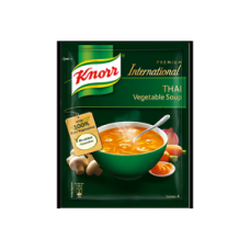 Knorr Soup - Intl. Thai Vegetable